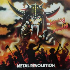 LIVING DEATH – metal revolution – LP