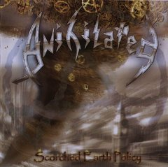 Anihilated ‎– Scorched Earth Policy - cd ( Crossover / thrash metal - imglaterra ) - importado!