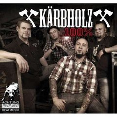 Kärbholz / the krays - promo cd - importado!