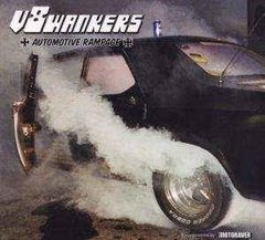 V8WANKERS – automotive rampage – LP + EP