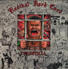 RADIKAL HARD CORE - injusticia - LP