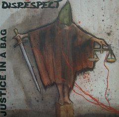 DISRESPECT – justice in a bag – EP