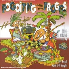 V/A - POGOITING WITH THE FROGS - CD