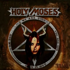 HOLY MOSES - strenght, power, will, passion - CD