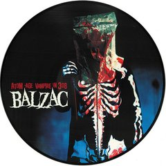 "BALZAC - Out of the light of the 13 dark night - Picture Disc 12"" - Edição limitada!"