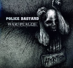 POLICE BASTARD / WARPLAGUE – Split LP