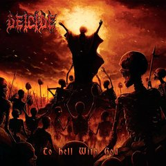 deicide - to hell with god - cd
