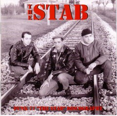 "STAB, THE - punk 77 ""the stab"" discography - CD"