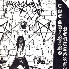 NECRODEATH - the shining pentagram - LP