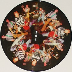 BOVVER WONDERLAND - born to booze - Picture Disc 10""