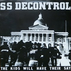 SS DECONTROL – the kids will have their say – LP