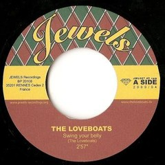 LOVEBOATS – swing your belly – EP
