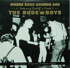 RUDE BOYS, THE - ska fever - 10""