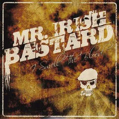 MR. IRISH BASTARD ‎– I Smell The Blood - EP + POSTER