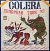 CÓLERA – european tour 87 – CD