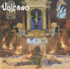 VULCANO – bloody vengeance – LP