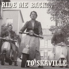 V/A - ride me back...to skaville - EP