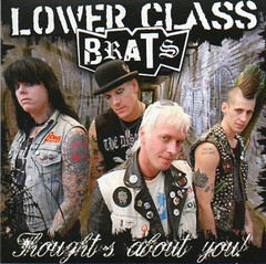 LOWER CLASS BRATS – thoughts about you – EP