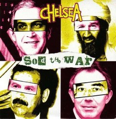 CHELSEA - sod the war - EP