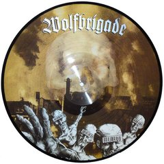WOLFBRIGADE - progression / regression - Picture Disc LP