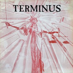 TERMINUS - back among the blind - LP