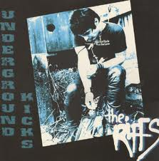 RIFFS - underground kicks - LP