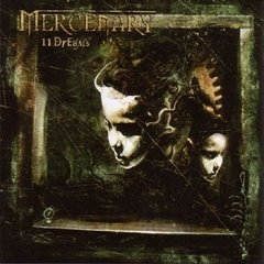 MERCENARY – 11 dreams – CD