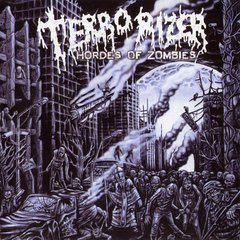 TERRORIZER – hordes of zombies – LP +Flexi