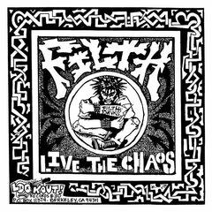 FILTH - live the chaos - EP