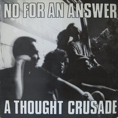 NO FOR AN ANSWER - a though crusade - LP