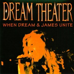 Dream Theater - when dream & james unite - Duplo CD - Raro! Importado!