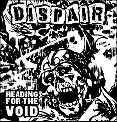 DISPAIR - heading for the void - LP