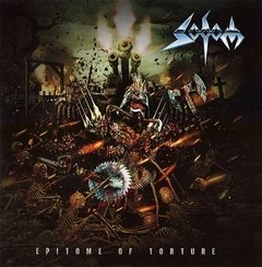 SODOM - epitome of torture - CD