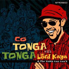 LORD KAYA & THE KINKY COO COO´S  – co tonga tonga – LP