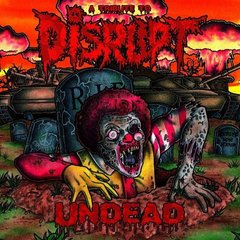 V/A – Undead – a tribute to Disrupt – Duplo LP + EP