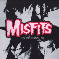 misfits - hits from the static age - cd - comprar online