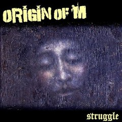 ORIGIN OF M - struggle - LP