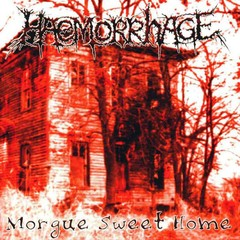 HAEMORRHAGE - morgue sweet home - LP