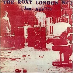 V/A - The Roxy London WC - Comp. LP com: Slaughter and the Dogs, Wire, X-Ray Spex, Buzzcocks, etc. ( Original )