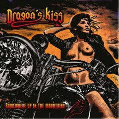 DRAGON´S KISS - somewhere up in the mountains - EP