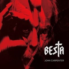 BESTA - john carpenter - Digipack CD