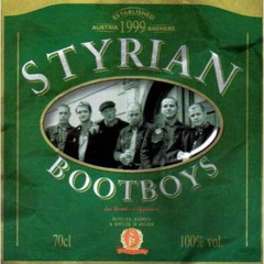 STYRIAN BOOTBOYS - bottled with pride - LP