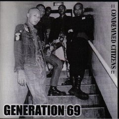 Generation 69 ‎– Condemned Citizens - EP