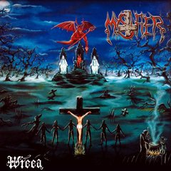 Mystifier ‎– Wicca - Digipack CD