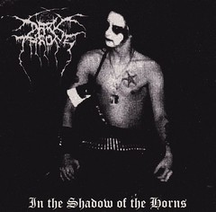DARKTHRONE – in the shadow of the horns – EP