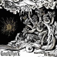 GOATWHORE - CONSTRICTING RAGE OF THE MERCYLESS - LP