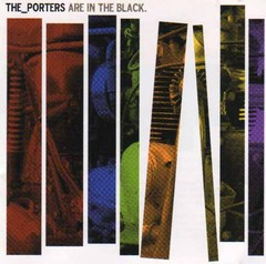 PORTERS, THE - are in the black - CD