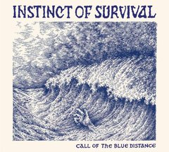 Instinct Of Survival ‎– Call Of The Blue Distance - Digipack CD ( Importado )