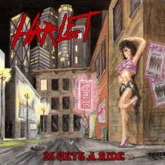 HARLET - 25 gets a ride - LP