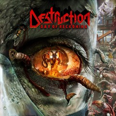 DESTRUCTION - DAY OF RECKONING - CD - LACRADO!
